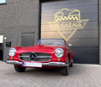 Mercedes Benz SL190